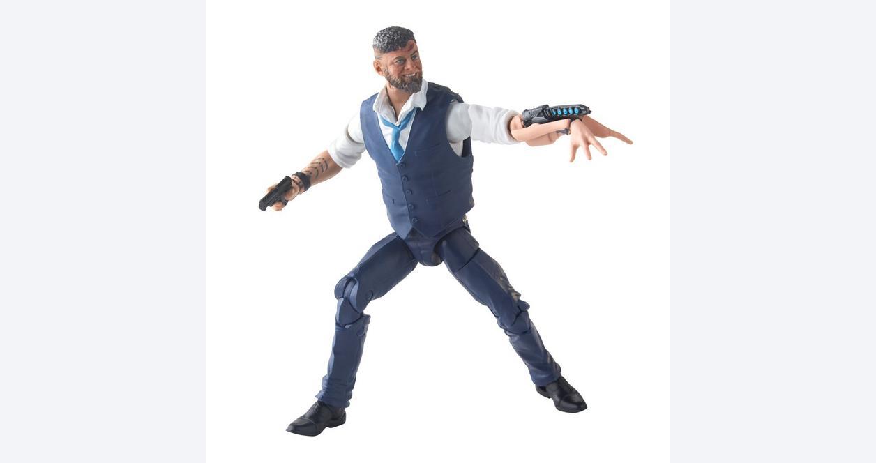 Marvel Legends Series M'Baku Ulysses Klaue Action Figure