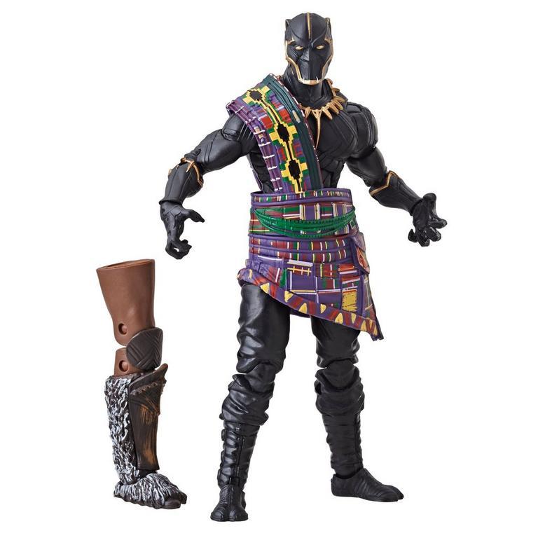 Marvel Legends Series M'Baku T'Chaka Action Figure