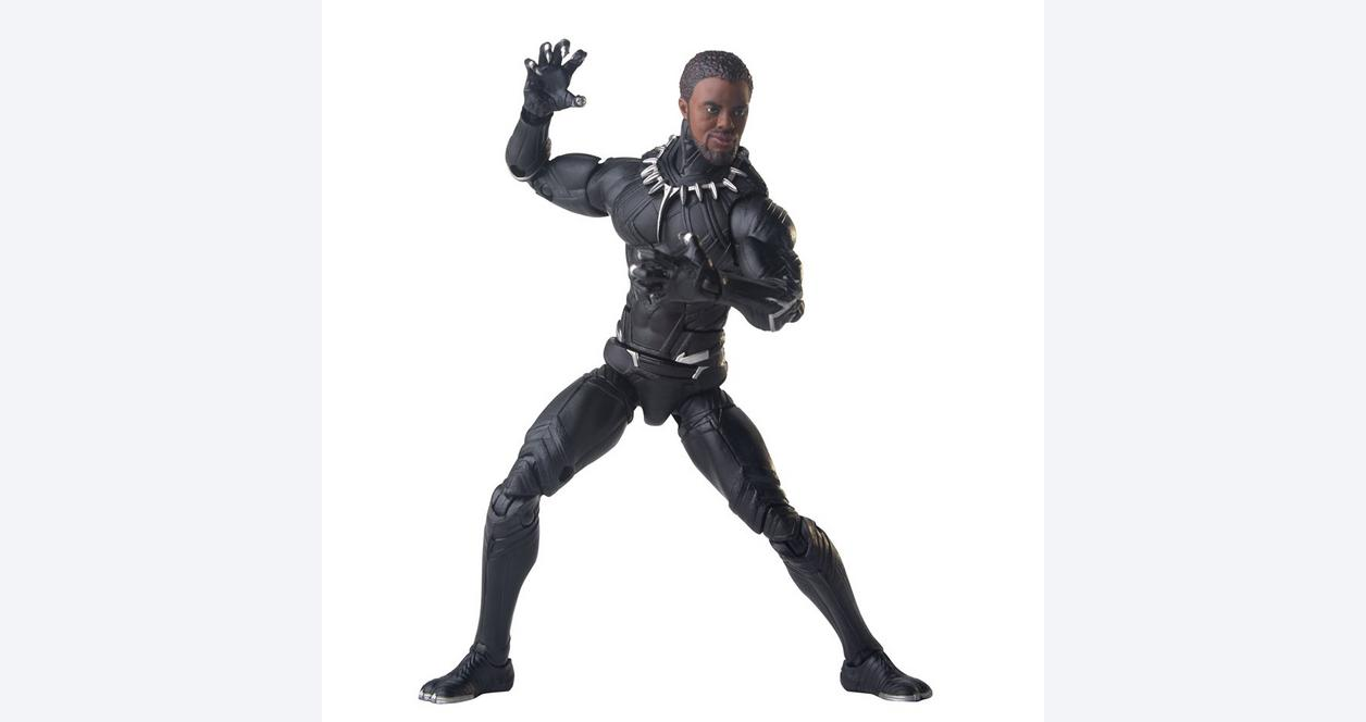 Marvel Legends Series M'Baku Black Panther Action Figure