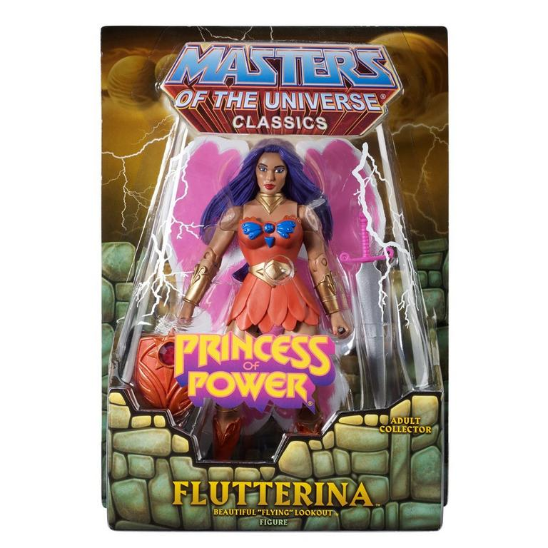 Masters of the Universe Flutterina Classics Action Figure