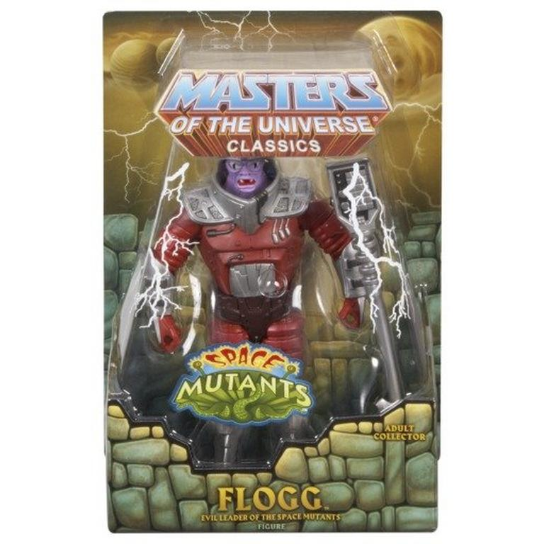 Masters of the Universe Flogg Figure