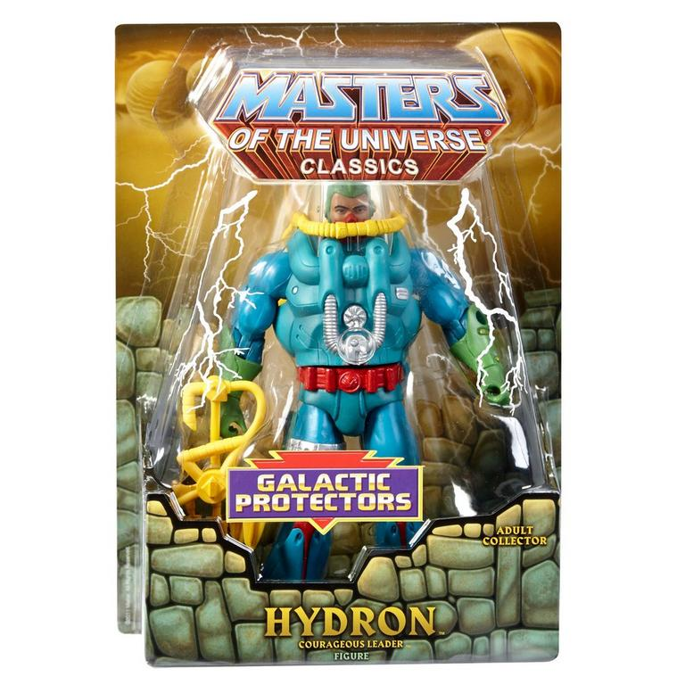 Masters of the Universe Hydron Classics Action Figure