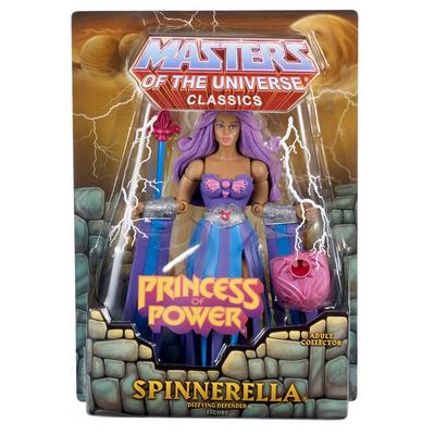 Masters of the Universe Spinnerella Action Figure