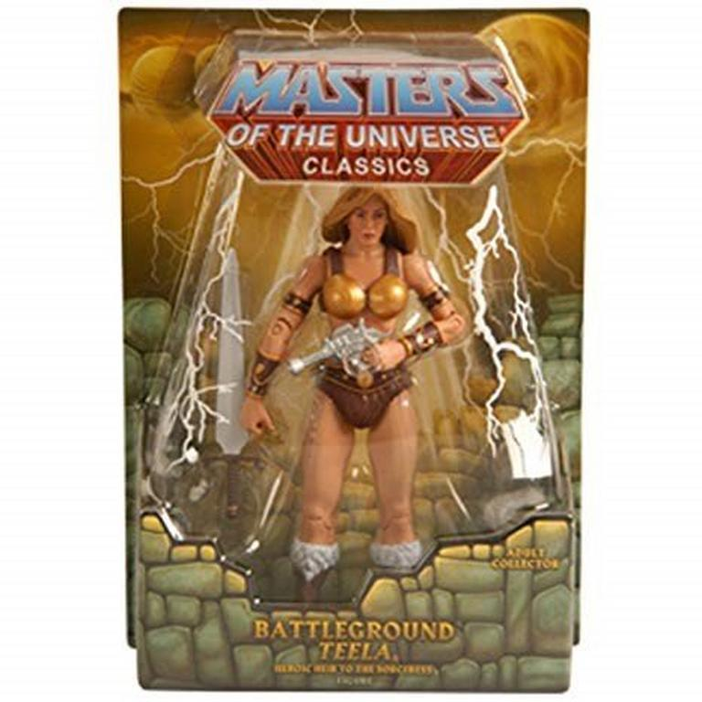 Masters of the Universe Battleground Teela Classics Action Figure