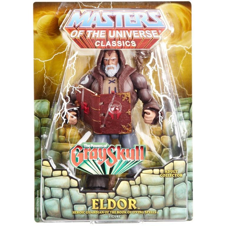 Masters of the Universe Eldor Figure