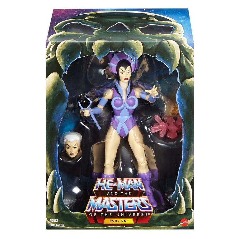 He-Man and the Masters of the Universe Evil-Lyn Figure