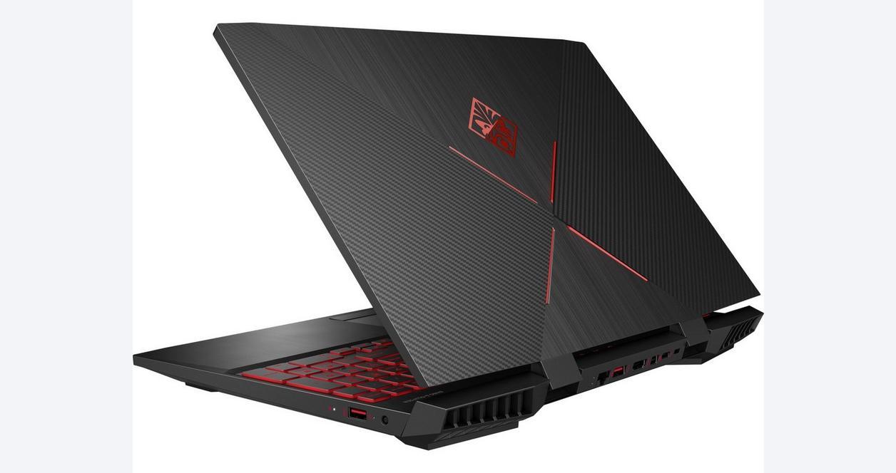 HP Omen 15DC0010NR 15.6 Inch Gaming Notebook - 1TB, 12GB, 1050Ti