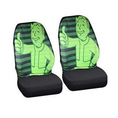 Fallout Pip-Boy Seat Cover