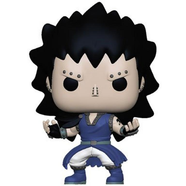 POP! Animation: Fairy Tail Gajeel