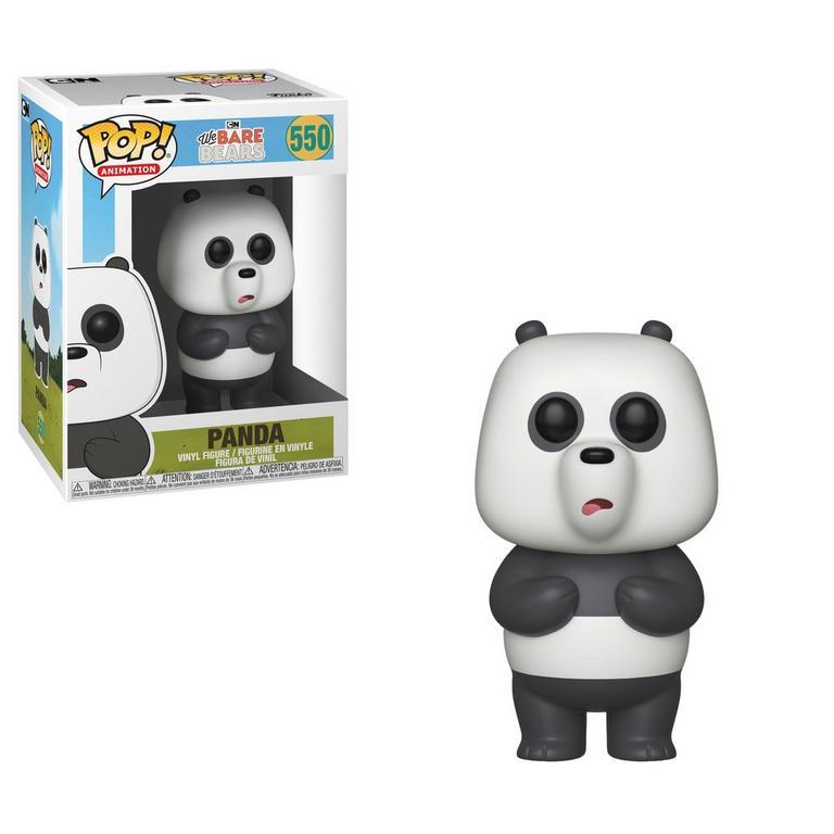 POP! Animation: We Bare Bears - Panda