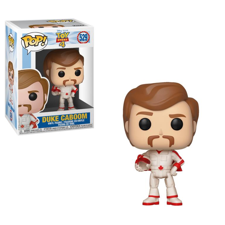 POP! Disney: Toy Story 4 Duke Caboom