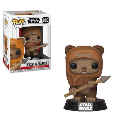POP! Star Wars: Wicket W. Warrick