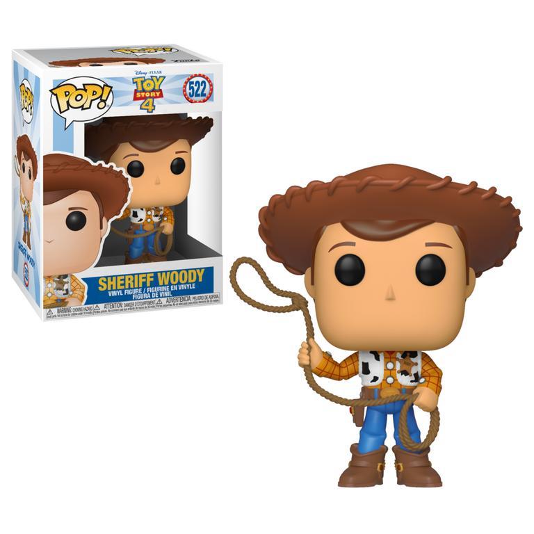 POP! Disney: Toy Story 4 Sheriff Woody