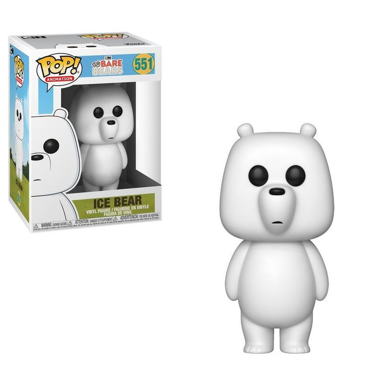 POP! Animation: We Bare Bears - Ice Bear