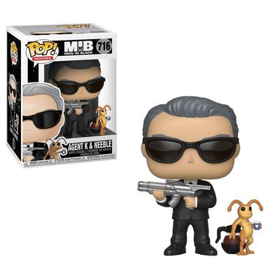 POP! & Buddy: Men In Black - Agent K & Neeble