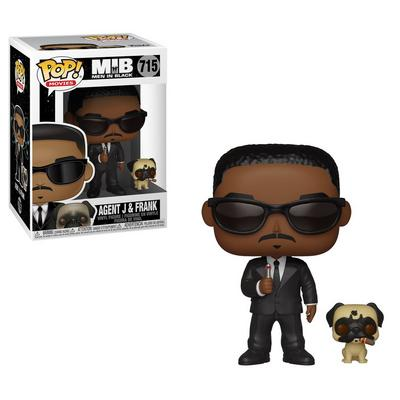 POP! & Buddy: Men In Black - Agent J & Frank