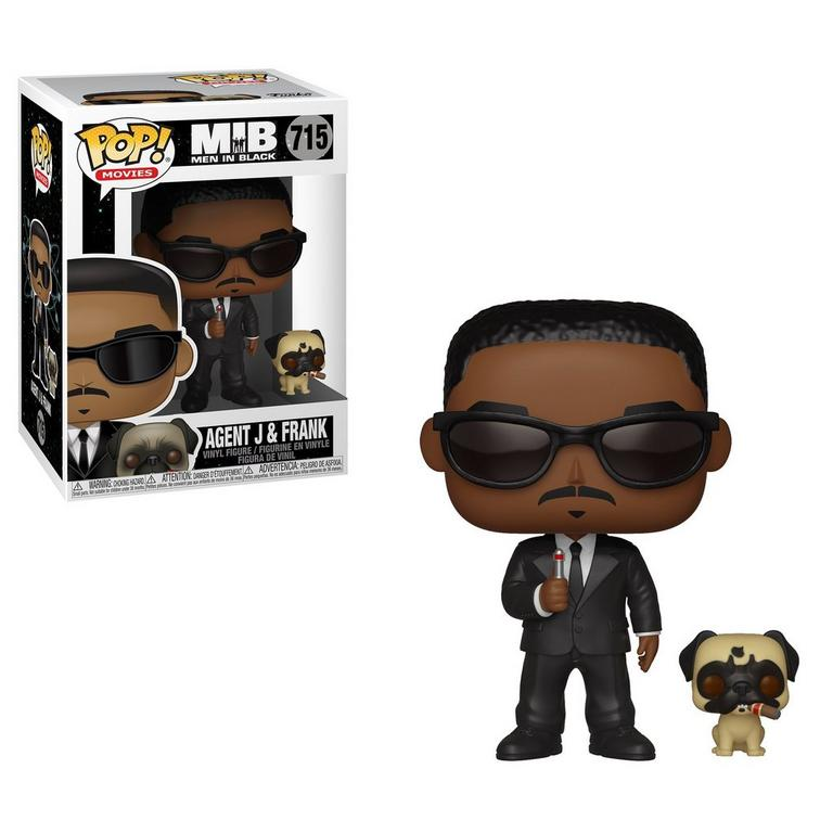 POP! Movies: Men In Black Agent J and Frank
