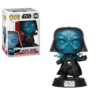 POP! Star Wars: Electrocuted Darth Vader