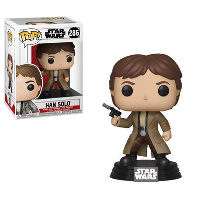POP! Star Wars: Endor Han Solo