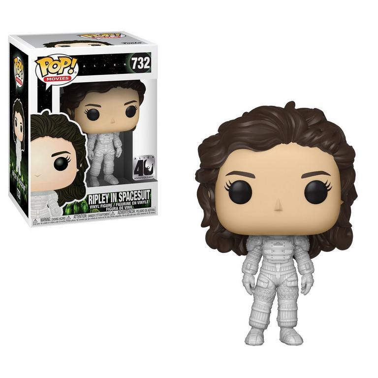 POP! Movies: Alien 40th Ripley in Spacesuit