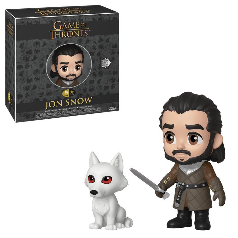 5 Star: Game of Thrones Jon Snow