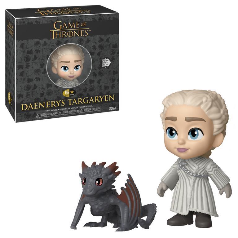 5 Star: Game of Thrones - Daenerys Targaryen