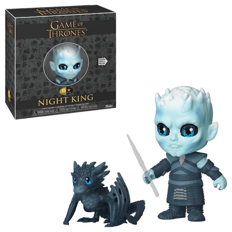 5 Star: Game of Thrones Night King
