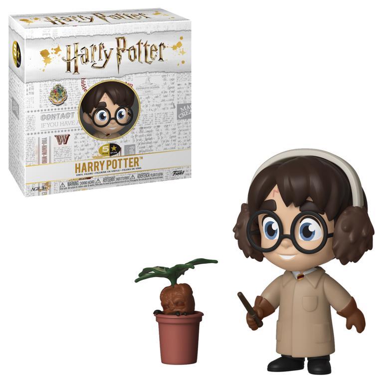 5 Star: Harry Potter Herbology
