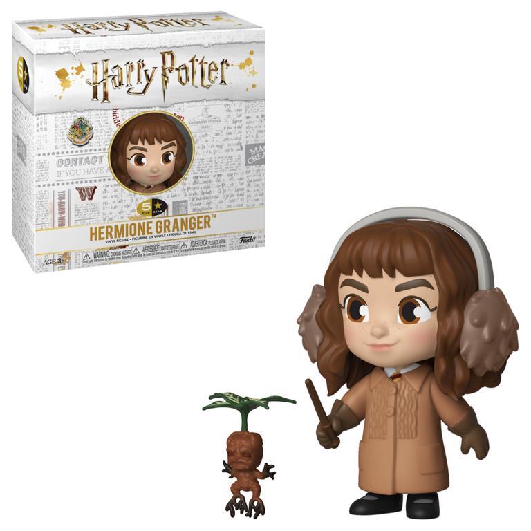 5 Star: Harry Potter Hermione Granger Herbology