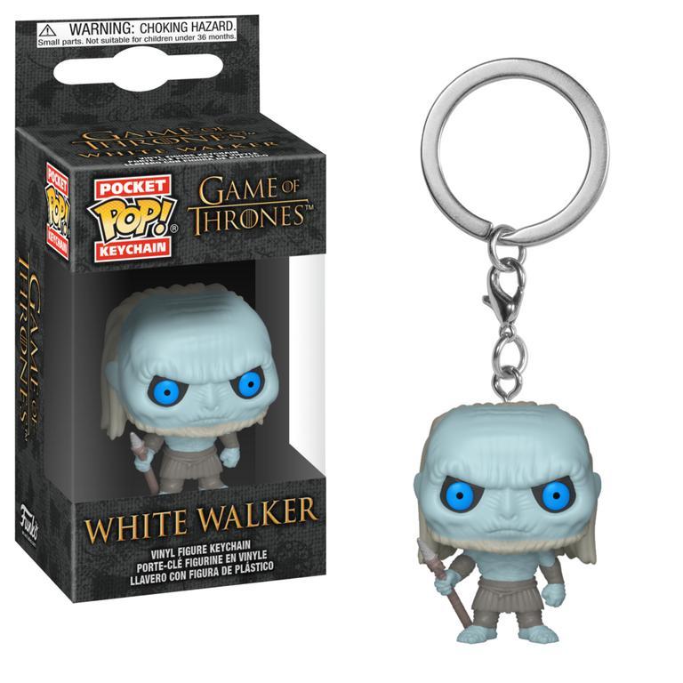 Pocket POP! Keychain: Game of Thrones White Walker
