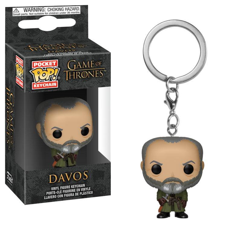 Pocket POP! Keychain: Game of Thrones Davos