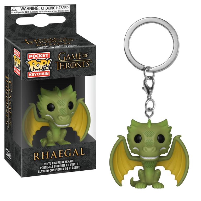 Pocket POP! Keychain: Game of Thrones Rhaegal
