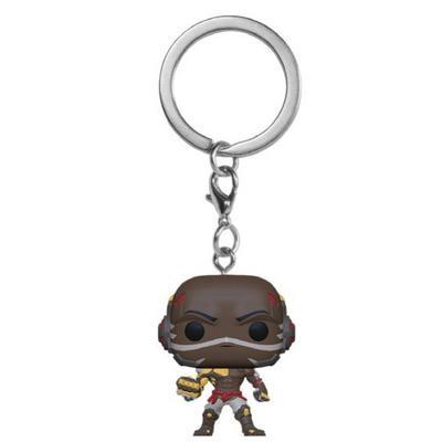 POP! Keychain: Overwatch - Doomfist