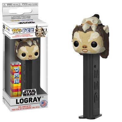 POP! PEZ: Star Wars Logray