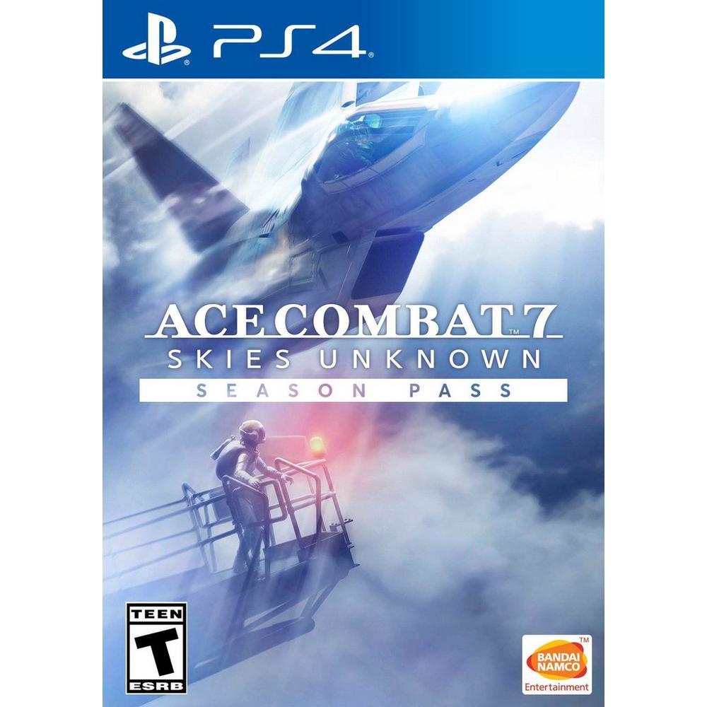 Ace Combat 7: Skies Unknown Season Pass | PlayStation 4 | GameStop