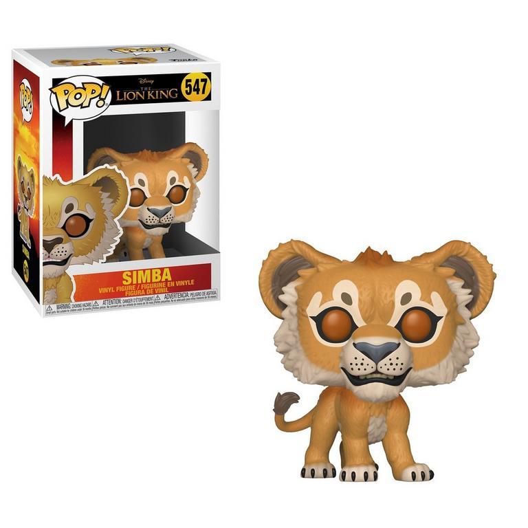 POP! Disney: The Lion King Live Action Simba