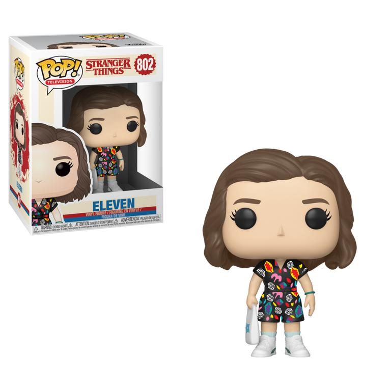 POP! TV: Stranger Things Eleven Mall Outfit