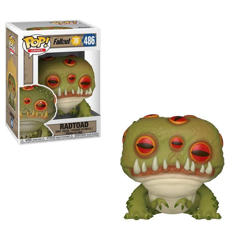 POP! Games: Fallout 76 Radtoad
