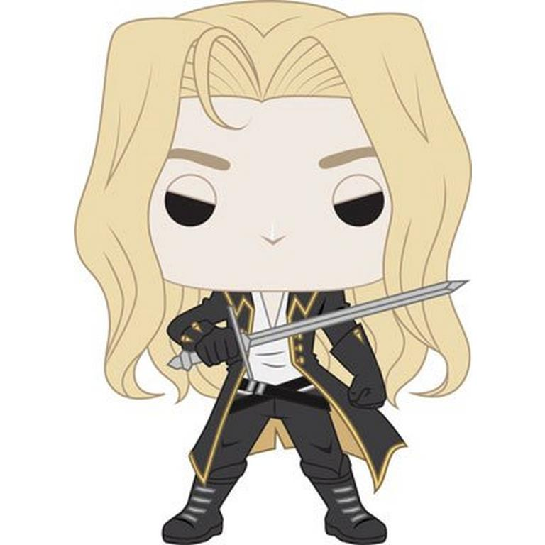 POP! Animation: Castlevania Adrian Tepes