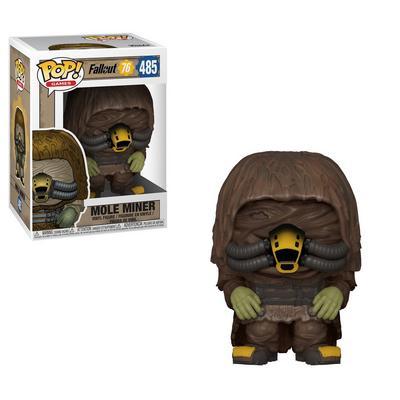 POP! Games: Fallout 76 - Mole Miner