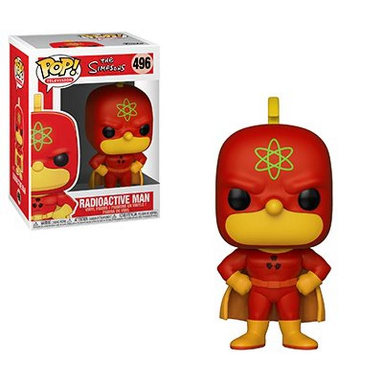 POP! Animation: The Simpsons Radioactive Man