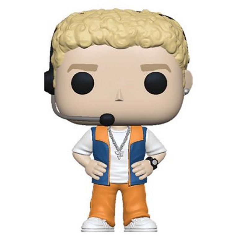 POP! Rocks: NSYNC Justin Timberlake