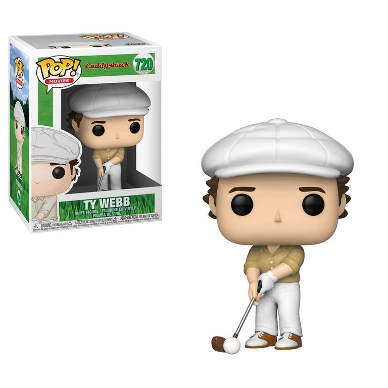 POP! Movies: Caddyshack Ty Webb