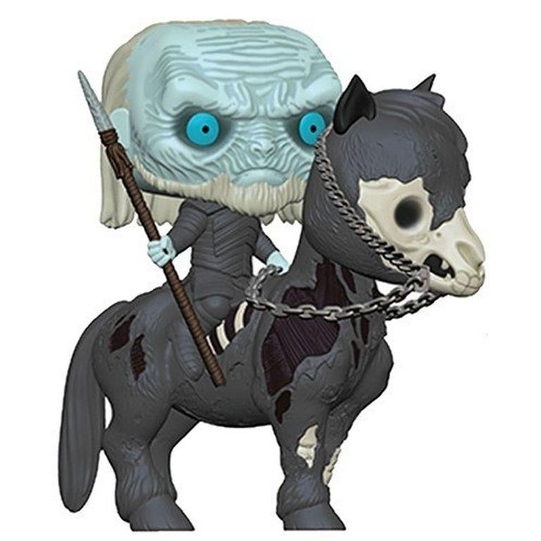 POP! Rides: Game of Thrones White Walker on Horse