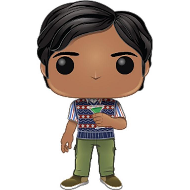 POP! TV: Big Bang Theory S2 - Raj