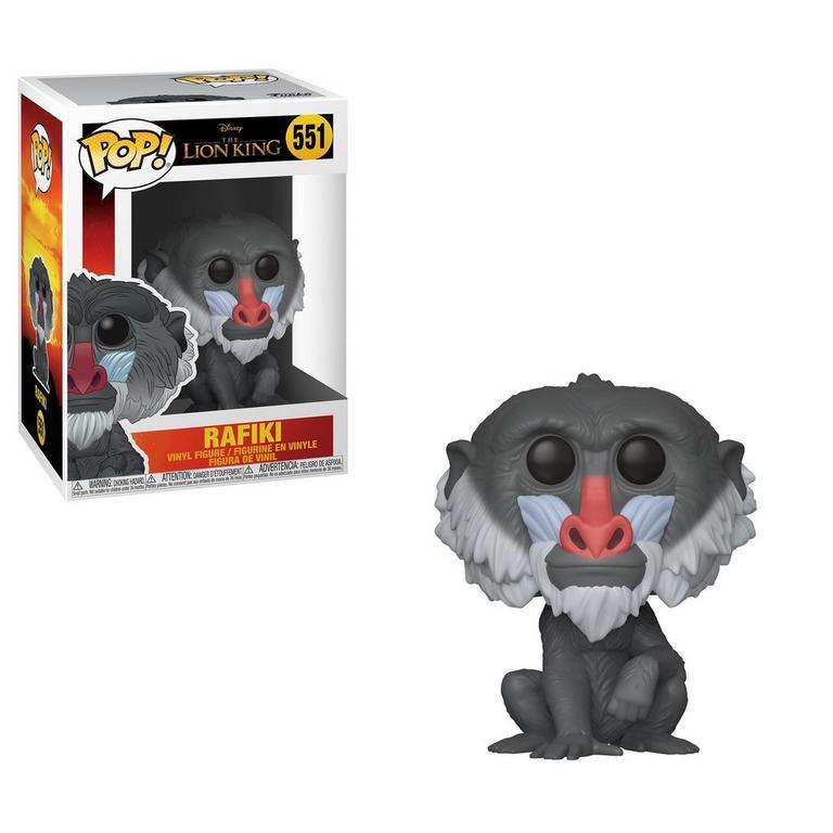 POP! Disney: The Lion King Live Action Rafiki