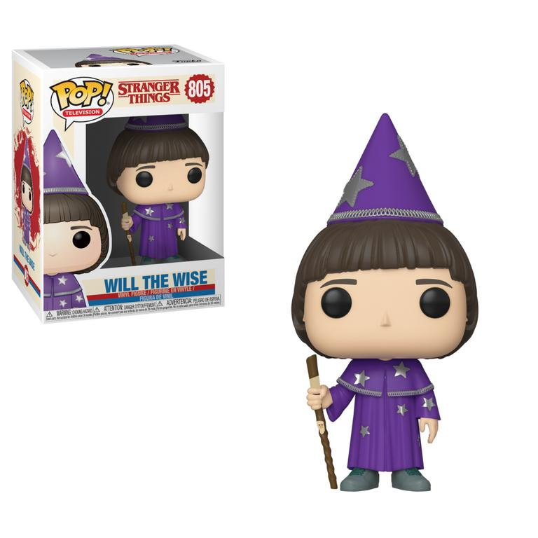 POP! TV: Stranger Things Will the Wise