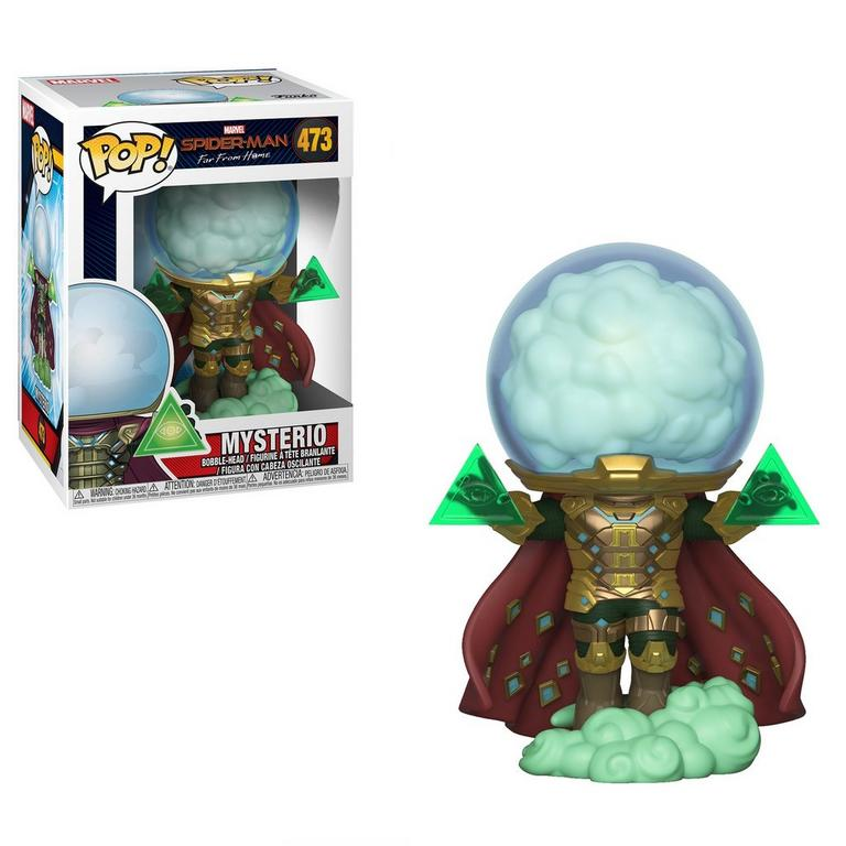 POP! Marvel Spider-Man: Far From Home Mysterio