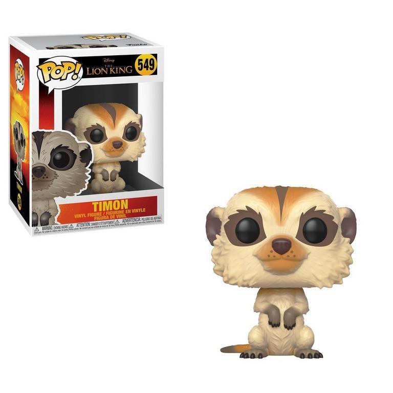 POP! Disney: The Lion King Live Action Timon
