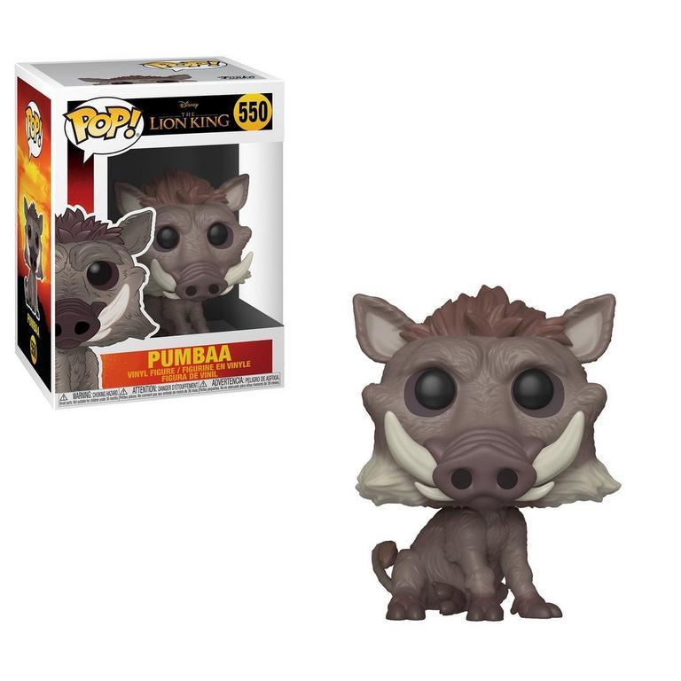 POP! Disney: The Lion King Live Action Pumbaa
